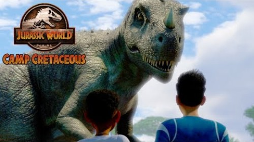 Season 2 Trailer | JURASSIC WORLD CAMP CRETACEOUS | NETFLIX
