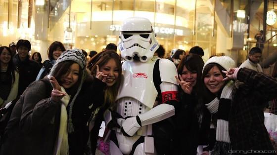 Tokyo Star War - Dancer- http://afflux.tv