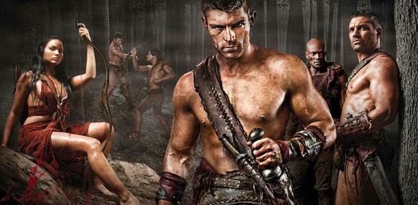 Spartacus: Vengeance est une série télévisée américaine créée par Steven S. DeKnight, qui sera diffusée à partir du 27 janvier 2012 - afflux.tv