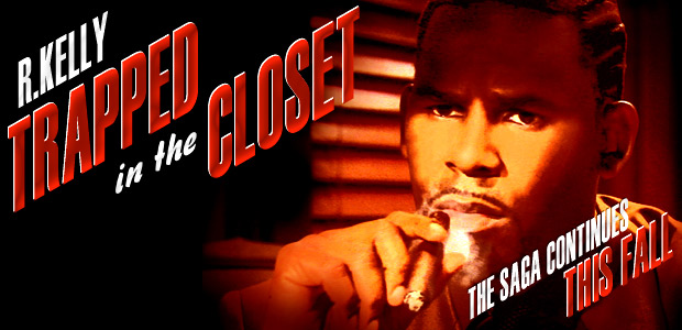 R.Kelly ultimat video clip : Trapped In The Closet