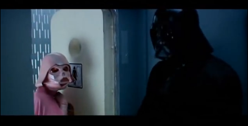 Darth Vader in Love - video - Afflux