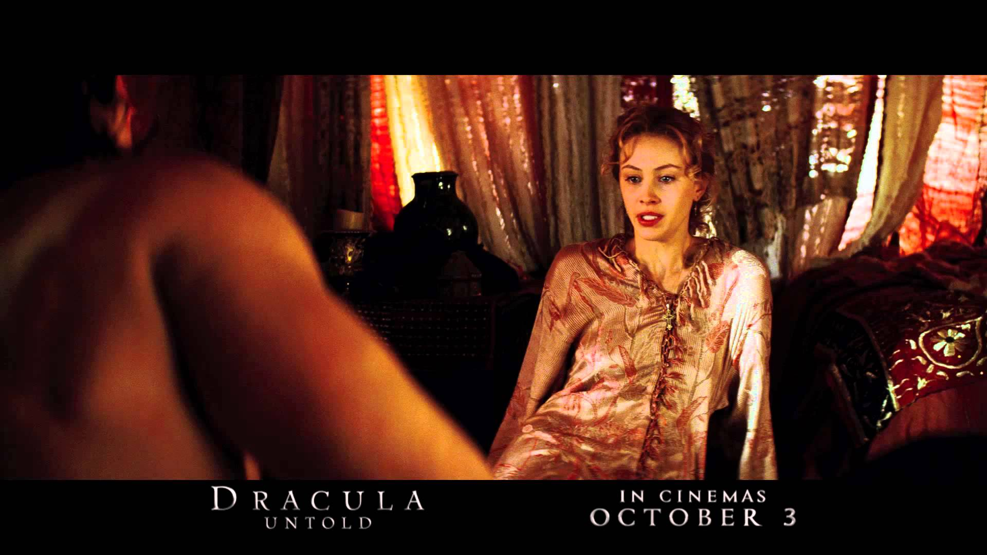 dracula untold fear tv spot universal pictures hd afflux tv. Black Bedroom Furniture Sets. Home Design Ideas